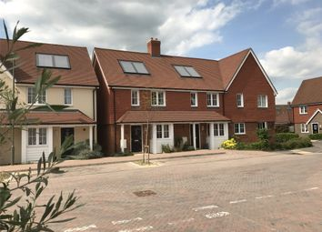 Thumbnail 3 bed end terrace house for sale in Brookfield Drive, Horley, Surrey