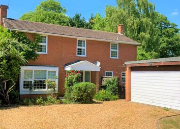 Thumbnail 4 bed detached house for sale in Church Road, Hargrave, Wellingborough