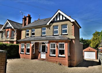 Thumbnail 3 bed detached house for sale in Vale Road, Ash Vale