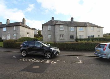Thumbnail 3 bed flat for sale in Duntocher Road, Clydebank
