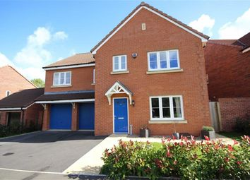 Thumbnail 5 bed detached house for sale in Biddestone Avenue, Badbury Park, Coate