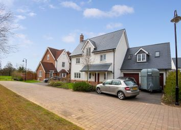 Thumbnail 5 bed detached house for sale in Churchill Way, Broadbridge Heath, Horsham