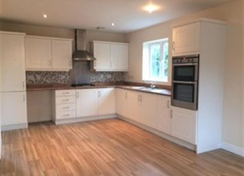 Thumbnail 4 bed detached house to rent in Thestfield Drive, Staverton, Trowbridge