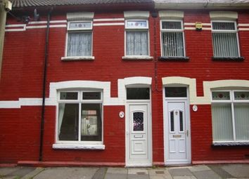 Thumbnail 3 bedroom terraced house to rent in Griffin Street, Six Bells, Abertillery