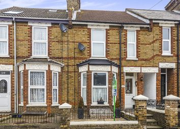 Thumbnail 3 bed terraced house for sale in Whitstable Road, Faversham