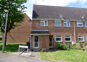 Thumbnail 2 bed flat for sale in Wesley Drive, Worle, Weston-Super-Mare