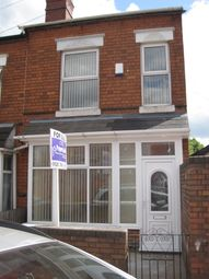 Thumbnail 3 bed end terrace house to rent in Floyer Road, Birmingham
