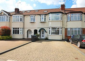 Thumbnail 4 bed property for sale in Willow Road, Enfield