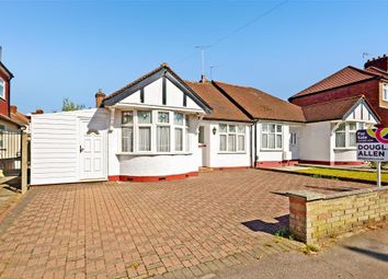 Thumbnail 3 bed semi-detached bungalow for sale in Caterham Avenue, Ilford, Essex