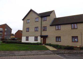 Thumbnail 2 bedroom flat for sale in Laxfield Drive, Broughton, Milton Keynes, Buckinghamshire