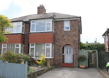 Thumbnail 3 bed semi-detached house for sale in St. Johns Drive, Harrogate