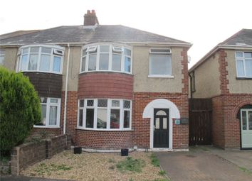 Thumbnail 3 bed semi-detached house for sale in Anglesea Road, Lee-On-The-Solent, Hampshire