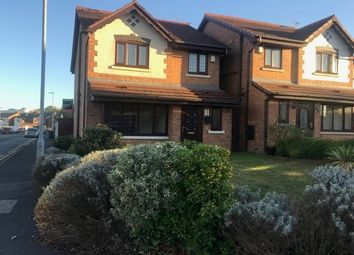 Thumbnail 3 bed detached house to rent in Dalewood Close, Warrington