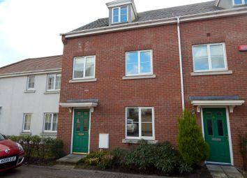 Thumbnail 4 bed terraced house to rent in Bobbin Road, Norwich
