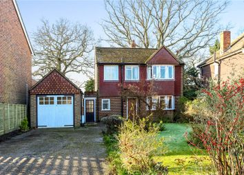 Thumbnail 3 bed detached house for sale in Merrow Woods, Guildford, Surrey
