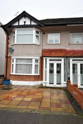 Thumbnail 3 bed property to rent in Yoxley Drive, Gants Hill, Ilford