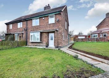 Thumbnail 3 bed semi-detached house for sale in Woodfield Road, Pinxton, Nottingham