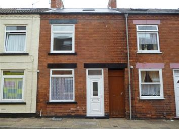 Thumbnail 3 bed terraced house to rent in Chatsworth Street, Sutton-In-Ashfield