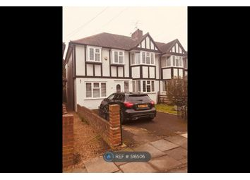 Thumbnail 5 bed semi-detached house to rent in Cypress Avenue, Twickenham