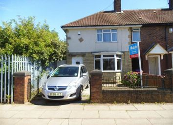 Thumbnail 3 bed end terrace house to rent in Colwell Road, Liverpool, Merseyside