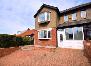 Thumbnail 2 bedroom semi-detached house for sale in West Road, Newcastle Upon Tyne