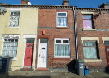 Thumbnail 2 bed end terrace house to rent in Sandon Street, Etruria, Stoke-On-Trent