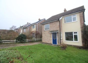 Thumbnail 3 bed detached house for sale in Mountbatten Road, Oakham