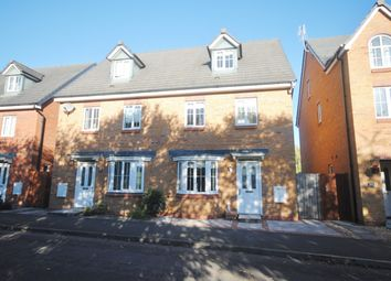 Thumbnail 3 bed town house to rent in Liverpool Road, Whitchurch