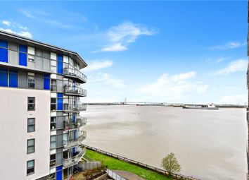 Thumbnail 3 bed flat for sale in Clarinda House, Greenhithe