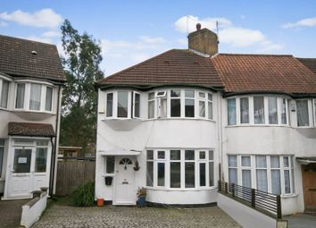 Thumbnail 3 bed end terrace house for sale in Horsenden Crescent, Sudbury Hill, Harrow
