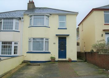 Thumbnail 3 bed semi-detached house for sale in Torview Gardens, Paignton
