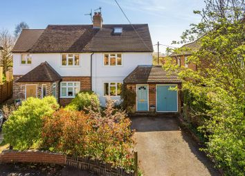 Thumbnail 3 bed semi-detached house for sale in Nutwood Avenue, Brockham, Betchworth