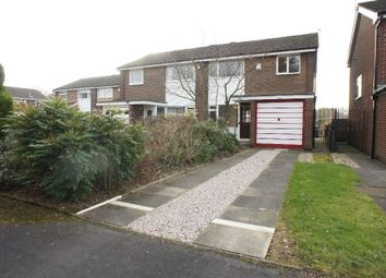 Thumbnail 3 bed semi-detached house for sale in Cunningham Close, Great Sankey, Warrington