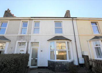 Thumbnail 4 bed terraced house for sale in Belgrave Terrace, Liskeard, Cornwall