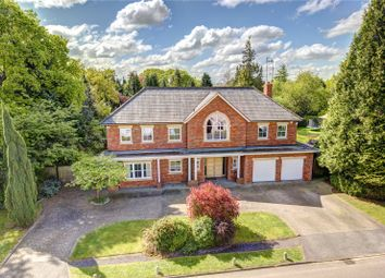 Thumbnail 6 bed detached house for sale in Ladywood Close, Loudwater, Rickmansworth, Hertfordshire