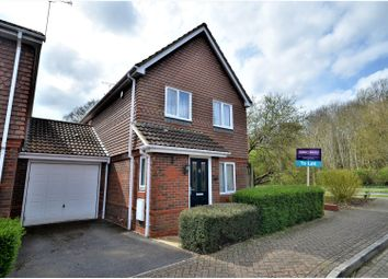 Thumbnail 3 bed detached house to rent in Fairbairn Walk, Chandlers Ford