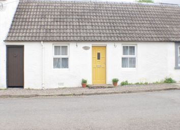 Thumbnail 2 bed terraced house for sale in Strathview Cottage, Newton Of Pitcairns, Dunning, Perth