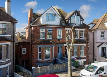 Thumbnail 2 bed flat for sale in East Cliff Gardens, Folkestone