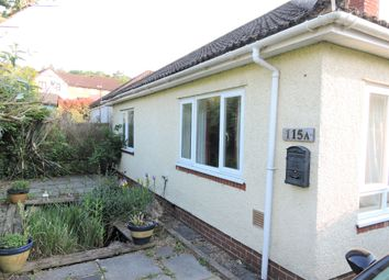 Thumbnail 1 bed bungalow for sale in Knole Lane, Brentry, Bristol
