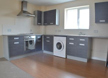 Thumbnail 2 bed flat to rent in Rowditch Place, Derby