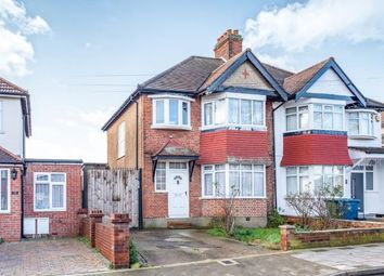 Thumbnail 3 bed semi-detached house for sale in Vancouver Road, Edgware, Colindale, London