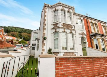 Thumbnail 3 bed end terrace house for sale in Richmond Road, Six Bells, Abertillery