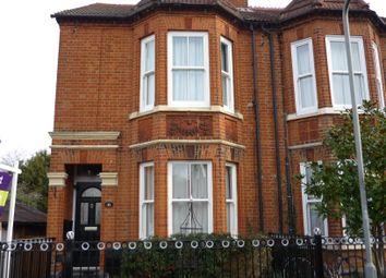 Thumbnail 3 bedroom end terrace house to rent in Thompson Street, New Bradwell, Milton Keynes