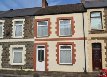 Thumbnail 3 bed terraced house for sale in Pearl Street, Cardiff