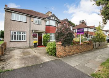 Thumbnail 5 bed semi-detached house for sale in Hamilton Avenue, Surbiton