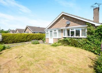 Thumbnail 2 bed bungalow for sale in East Road, Navenby, Lincoln, Lincolnshire