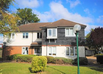 Thumbnail 1 bed flat for sale in Hazel Gardens, Sawbridgeworth, Hertfordshire