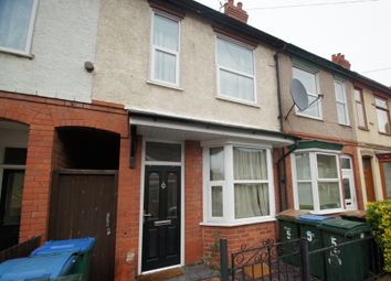 Thumbnail 2 bedroom terraced house to rent in St Agatha's Road, Stoke