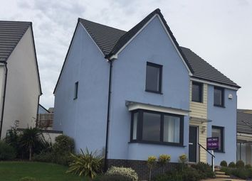 Thumbnail 4 bed detached house for sale in Channel View, Ogmore By Sea