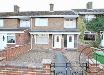 Thumbnail 2 bed terraced house to rent in Hartley Road, Newton Aycliffe